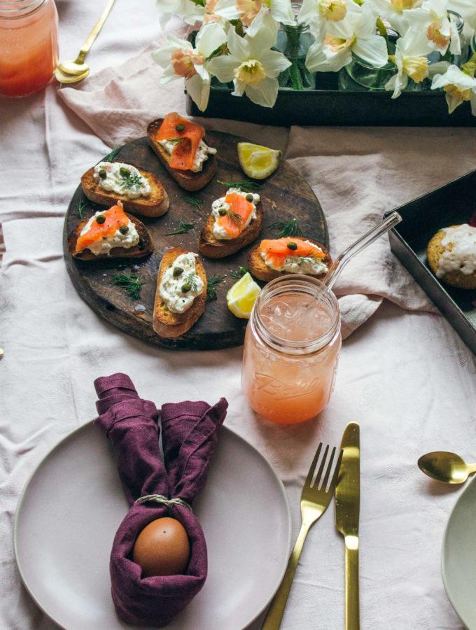Osterbrunch – 11 Rezepte